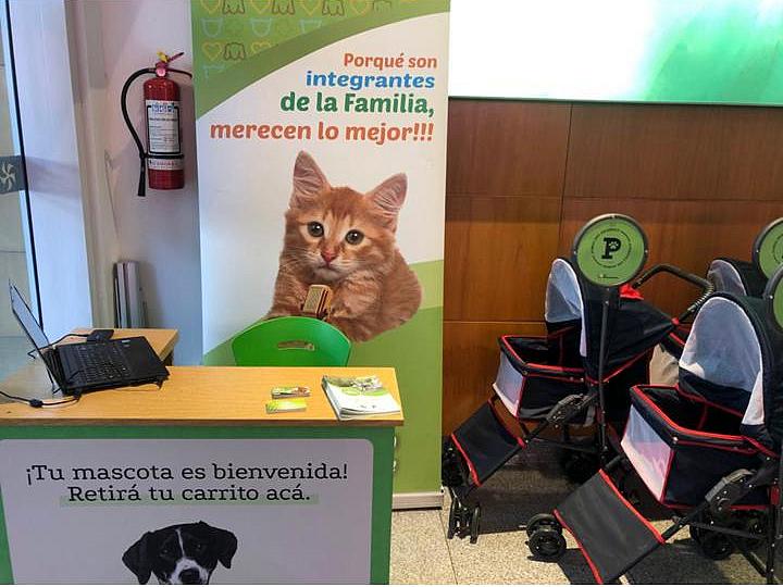 Petcar_em_Shopping_no_Uruguai